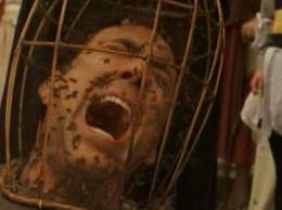Bees In a Cage, On Cage