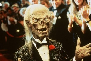 crypt keeper on the DEAD carpet!