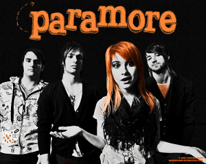 Paramore by darkredbbb