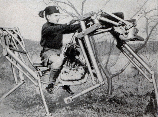 mechanical horse from 1933